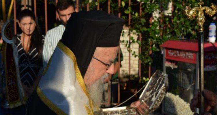 Παναιτώλιο: Ιερό λείψανο του Αγίου Λουκά Αρχιεπισκόπου Συμφερουπόλεως Κριμαίας