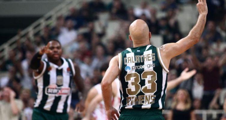 Basket League: Σκέψεις για τέλος και στέψη στον Παναθηναϊκό!