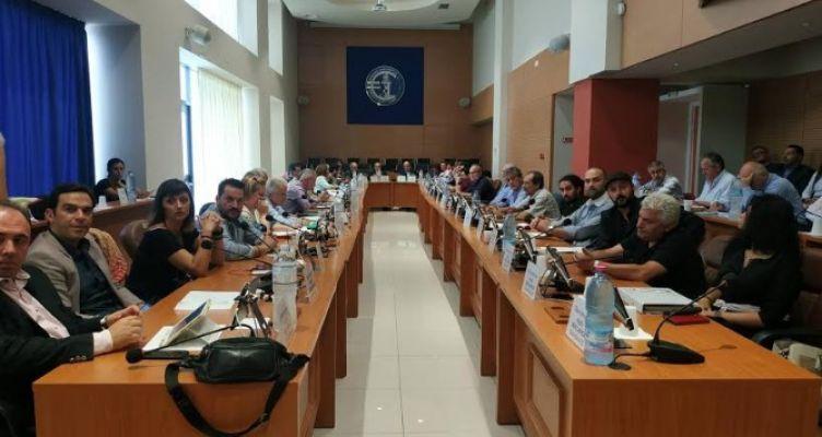 Με διευρυμένη συμμετοχή 60 μελών συγκροτήθηκε η Περιφερειακή Επιτροπή Διαβούλευσης Δ. Ελλάδας