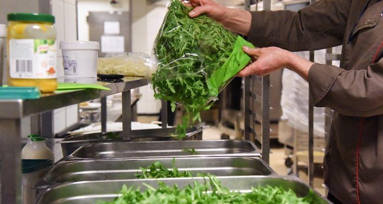 Μείωση περιβαλλοντικών επιπτώσεων από τρόφιμα και δημόσιες αρχές