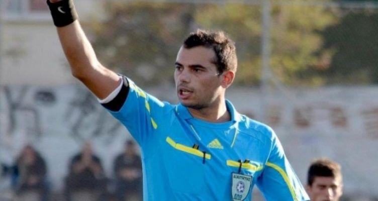 SL1: Ο Πέτρος Τσαγκαράκης στον αγώνα Παναιτωλικός – Αστέρας Τρίπολης