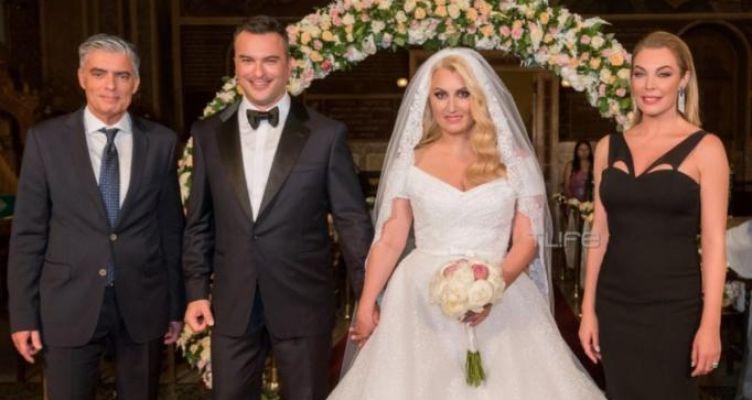 Τατιάνα Στεφανίδου – Νίκος Ευαγγελάτος: Πάντρεψαν τη δικηγόρο, Γιάννα Παναγοπούλου!