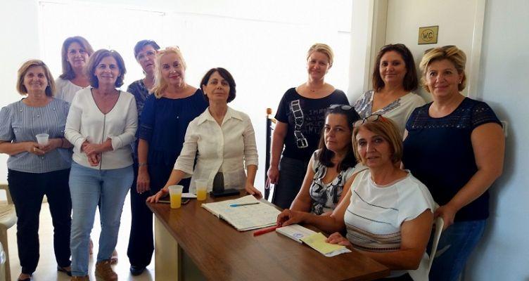 Τα αποτελέσματα των εκλογών του Συλλόγου Γυναικών Καλυβίων Αγρινίου