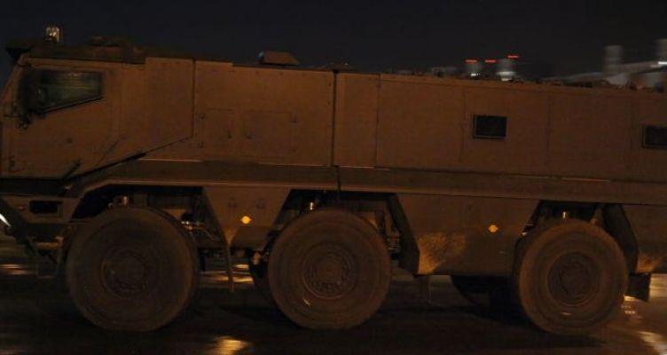 Οι Η.Π.Α. παρέδωσαν στον ρωσικό Στρατό το Κομπάνι – Ρωσικά τεθωρακισμένα στην πόλη