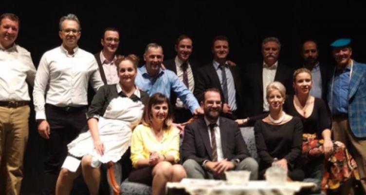 Στο 9ο Πανελλήνιο Φεστιβάλ Ερασιτεχνικού Θεάτρου η θεατρική ομάδα αστυνομικών του Αγρινίου