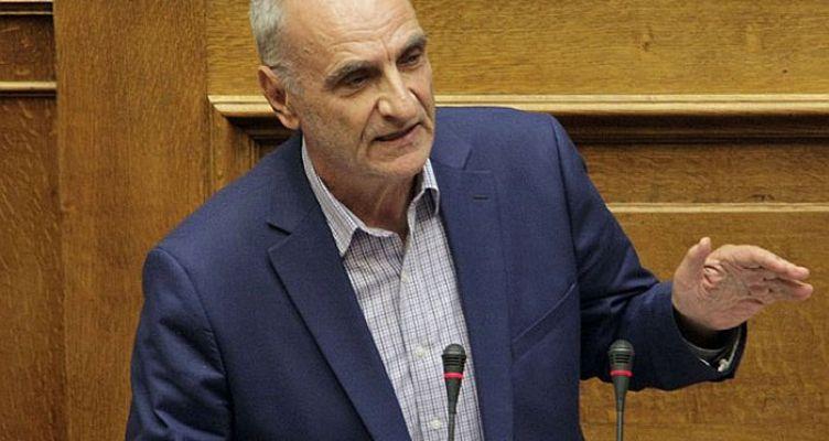 Ο Γ. Βαρεμένος για την ανακίνηση από την Κυβέρνηση του σχεδίου εκτροπής του Αχελώου