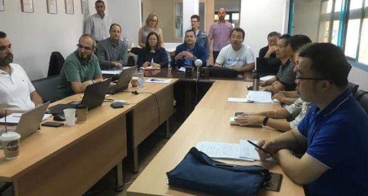 Θ. Βασιλόπουλος: Με αντιπροσωπεία της Λ.Δ.Κ. για την έγκριση εξαγωγών ιχθύων και αυγοτάραχου