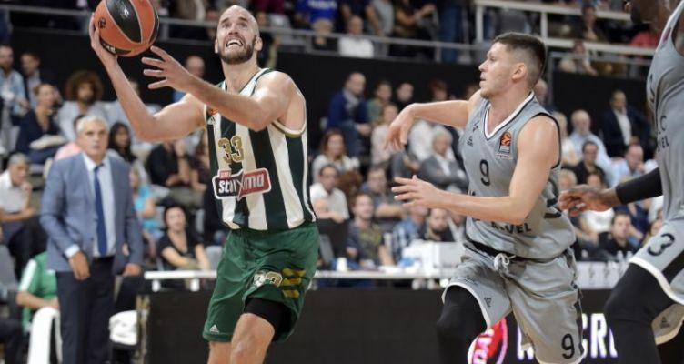 Euroleague Basketball – 2η αγωνιστική: Ιδανικός αυτόχειρας ο Παναθηναϊκός