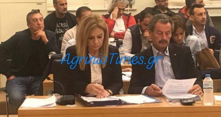 Η Χριστίνα Σταρακά για τις αποφάσεις Κικίλια και Κεραμέως που επηρεάζουν το Αγρίνιο