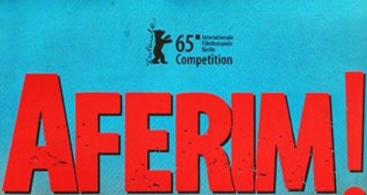Αγρίνιο – Κινηματογραφική Λέσχη: Προβολή της ταινίας «Αφερίμ»