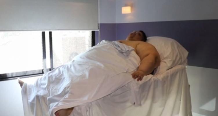 Ο πιο παχύς άνδρας του κόσμου έχασε 330 κιλά!