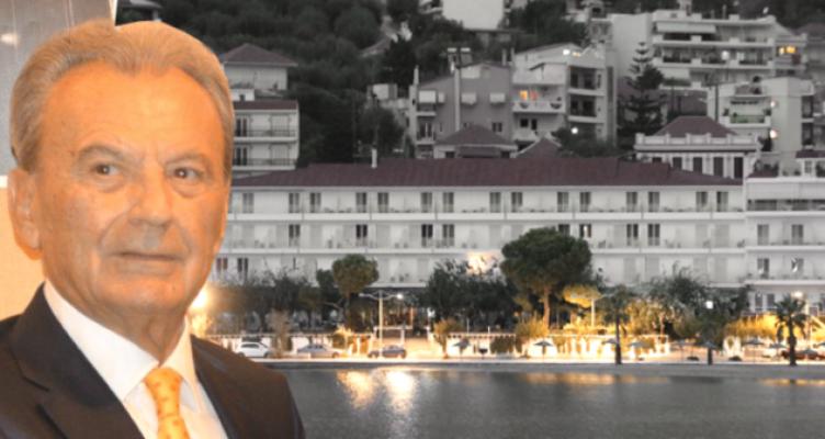 To Hotel STRATOS ASTAKOS διαψεύδει κατηγορηματικά ότι θα φιλοξενήσει μετανάστες