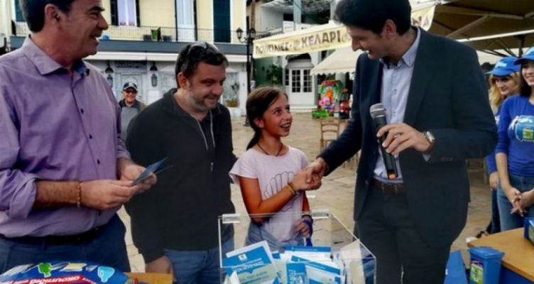 Με μεγάλη επιτυχία οι δράσεις για την ανακύκλωση στη Λευκάδα