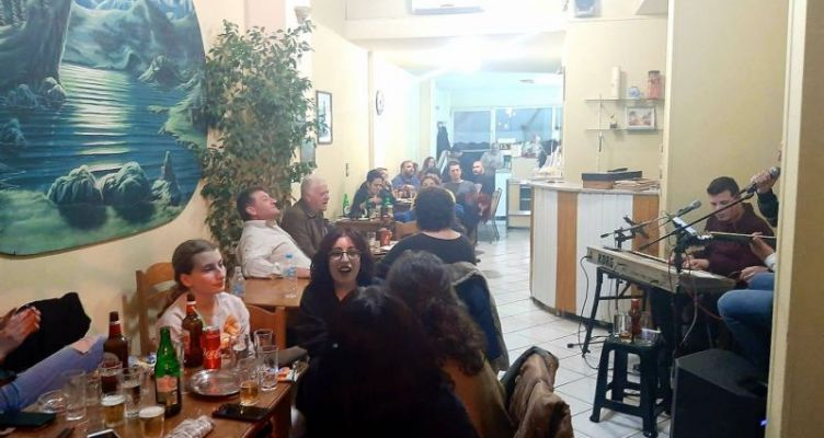 Αγρίνιο: Με μαζικότητα η χθεσινή εκδήλωση του ΝΑΡ (Φωτό)