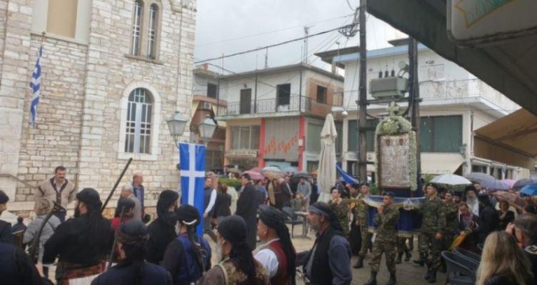 Λαμπρή γιορτή των Ταξιαρχών στο Αιτωλικό