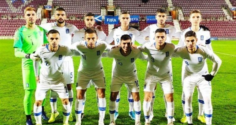 Εθνική Ελπίδων: Νίκη 1-0 στη Σκωτία και πρωτιά!