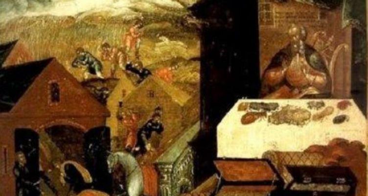 Ηρακλής Φίλιος: Πλούσιος ως προς τον Θεό