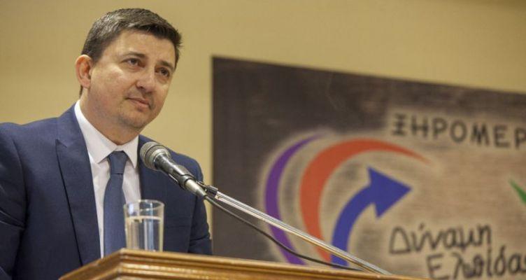 Ενισχύει την τεχνική υπηρεσία με ειδικούς συνεργάτες ο Γιάννης Τριανταφυλλάκης