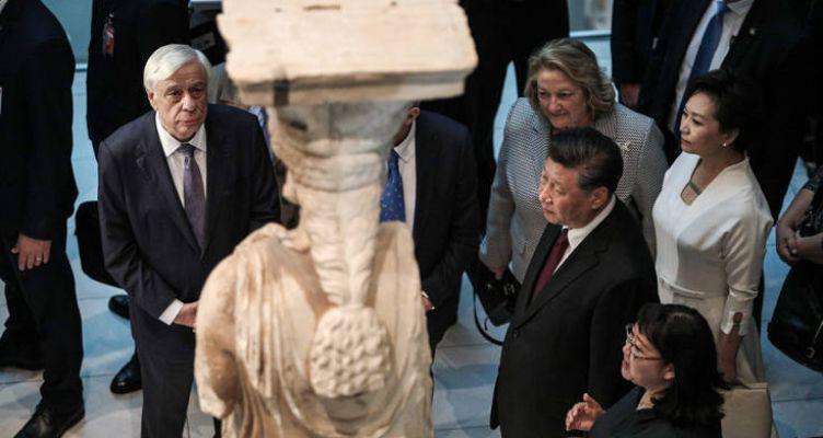 Σι Τζινπίνγκ: Θα έχετε την υποστήριξή μας για την επιστροφή των Γλυπτών του Παρθενώνα