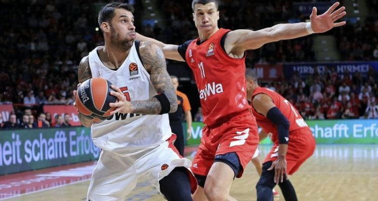 Euroleague Basketball: Ολική… κατάρρευση στο τέλος για τον Ολυμπιακό!