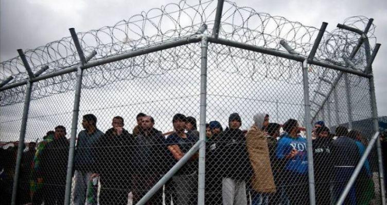 2/39 Σύνταγμα Ευζώνων Μεσολόγγι: Δημιουργία κλειστού κέντρου κράτησης μεταναστών