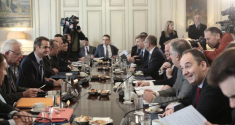 Μητσοτάκης σε υπουργούς: Έρχονται και άλλα καλά νέα για την οικονομία
