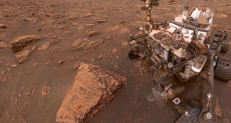 NASA: Το Curiosity ανίχνευσε στον Άρη μυστηριώδεις αυξομειώσεις στο οξυγόνο