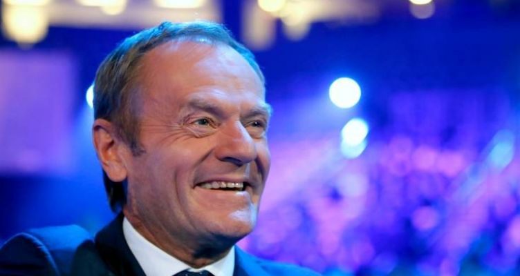 Ντόναλντ Τουσκ: Εξελέγη ως ο νέος πρόεδρος του Ευρωπαϊκού Λαϊκού Κόμματος