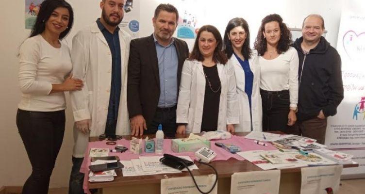 Μεσολόγγι: Δράσεις για την Παγκόσμια Ημέρα Διαβήτη