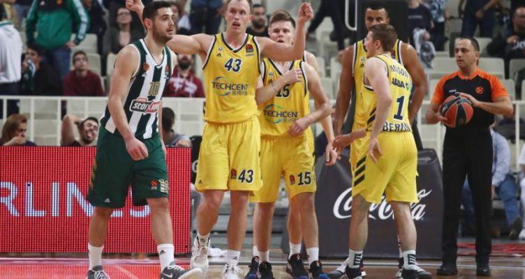 Euroleague Basketball – 8η αγωνιστική: «Άρρωστος» Παναθηναϊκός…