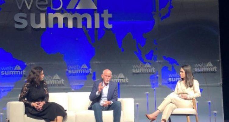 Ο Γιώργος Παπανδρέου από το Web Summit