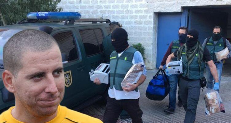 Συνελήφθη ως εγκέφαλος σε κύκλωμα ναρκωτικών ο Κόκε