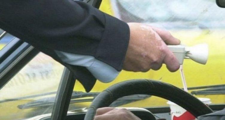 Αγρίνιο: Σύλληψη για οδήγηση υπό την επήρεια μέθης