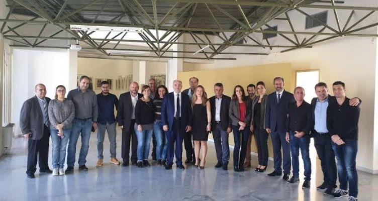 Δήμος Ι.Π. Μεσολογγίου: Συνάντηση εργασίας στο πλαίσιο του προγράμματος MUSE