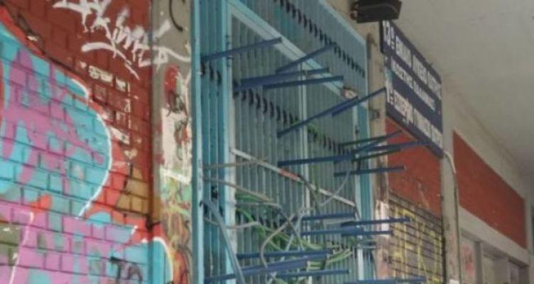Πάτρα: Σχολεία σε κατάληψη! – Ένταση με κουκουλοφόρους σε Λύκειο της οδού Κανακάρη