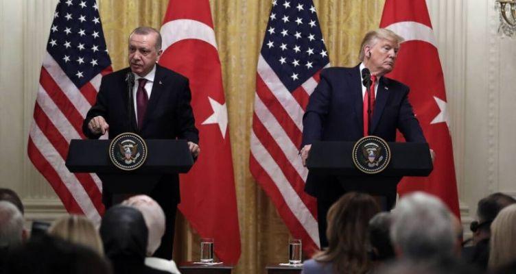 Ερντογάν σε Τραμπ: Δεν είπατε τίποτα για τους S-300 της Ελλάδας