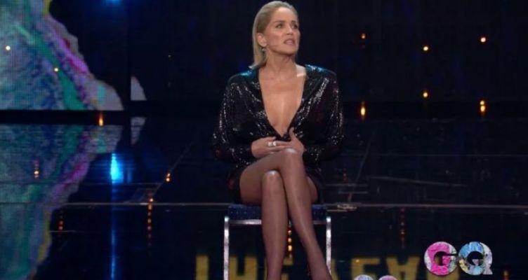 Σάρον Στόουν: Αναβίωσε τη σκηνή από το «Βασικό Ένστικτό» μετά από 27 χρόνια