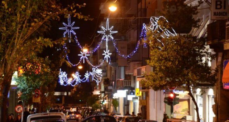 Δήμος Πατρέων: Ανάβει ο Χριστουγεννιάτικος Διάκοσμος