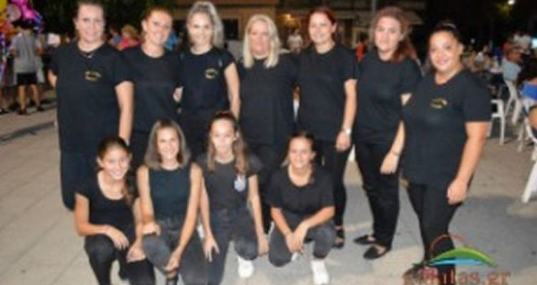 Υποστήριξη των νέων της «Αλκυόνης» απ' το Σύλλογο Γυναικών Γαλατά