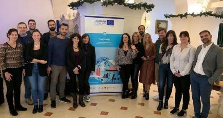 Συνάντηση για την πορεία του έργου CI NOVATEC στην Ιταλία