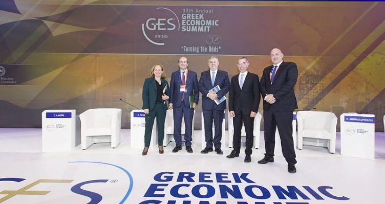 30th Annual Greek Economic Summit: «Η Ελληνική Οικονομία αλλάζει τα δεδομένα»