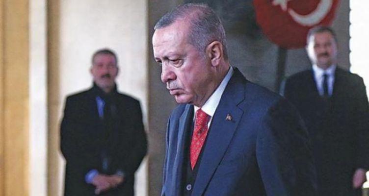 Μαύρη μέρα για τον Ερντογάν