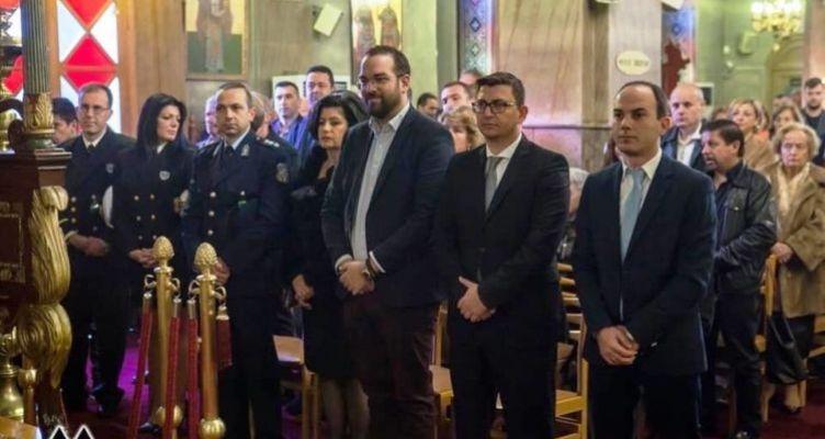 Στον Αστακό για τον εορτασμό του Αγ. Νικολάου ο Ν. Φαρμάκης