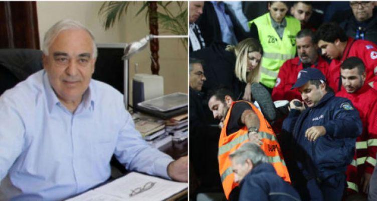 Γιώργος Δεικτάκης: Πέθανε ο πρώην βουλευτής που υπέστη ανακοπή στο Ο.Φ.Η. – Α.Ε.Κ.