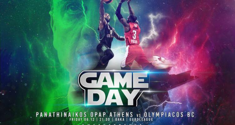 Παναθηναϊκός – Ολυμπιακός: Live στις 21:30 στον Agrinio937 fm