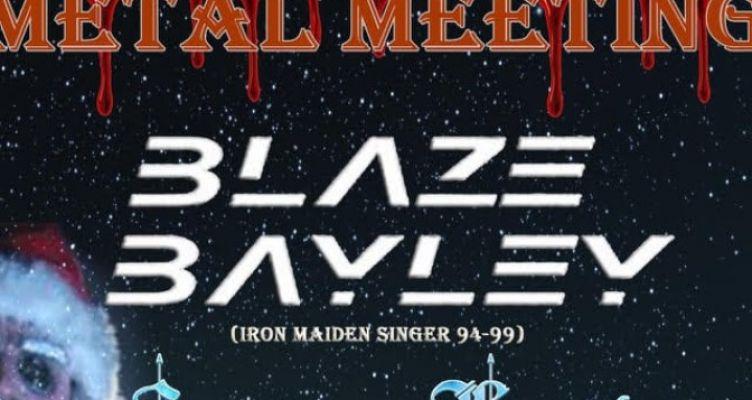 Ο πρώην τραγουδιστής των Iron Maiden Blaze Bayley στα Ιωάννινα