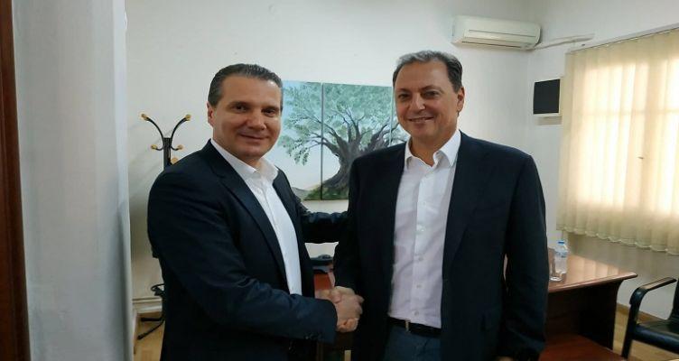 Επίσκεψη Λιβανού στην Ένωση Αγρινίου για τη μείωση του κόστους ενέργειας