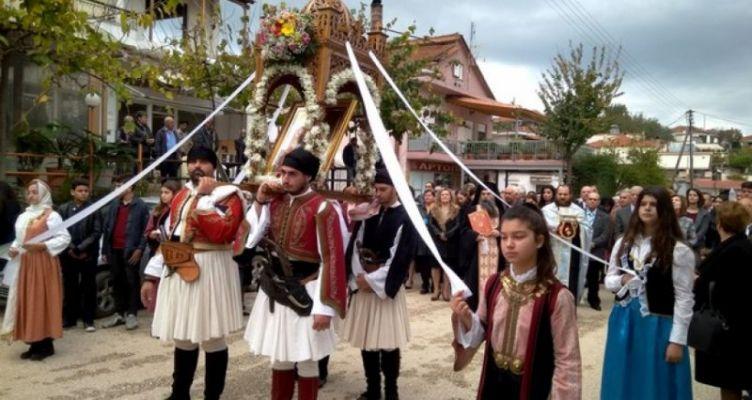 Λεσίνι: Κατάνυξη και μεγαλοπρέπεια στον εορτασμό του Αγίου Ανδρέα