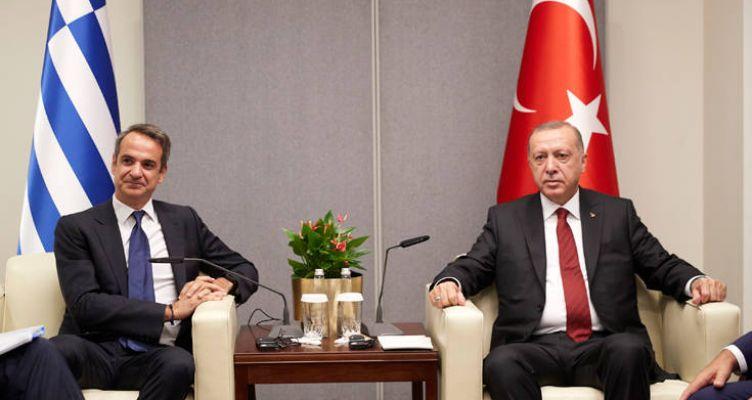 Ο Ερντογάν επιβεβαιώνει συνάντηση με τον Κυριάκο Μητσοτάκη στο Λονδίνο