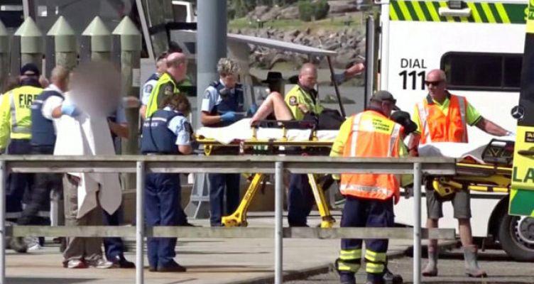 Νέα Ζηλανδία: Πέντε οι νεκροί από την έκρηξη ηφαιστείου – Θρίλερ με τους αγνοούμενους